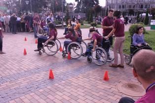 Форум «Включення людей з інвалідністю у процеси реформ»