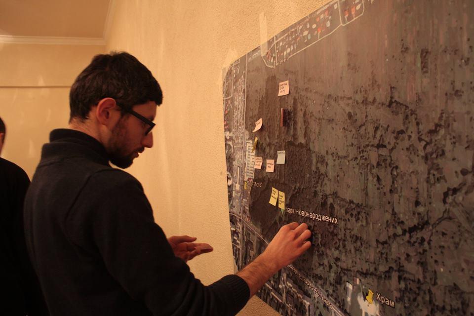 Підсумкова зустріч з напрацювання концепції парку Новонароджених в Дрогобичі