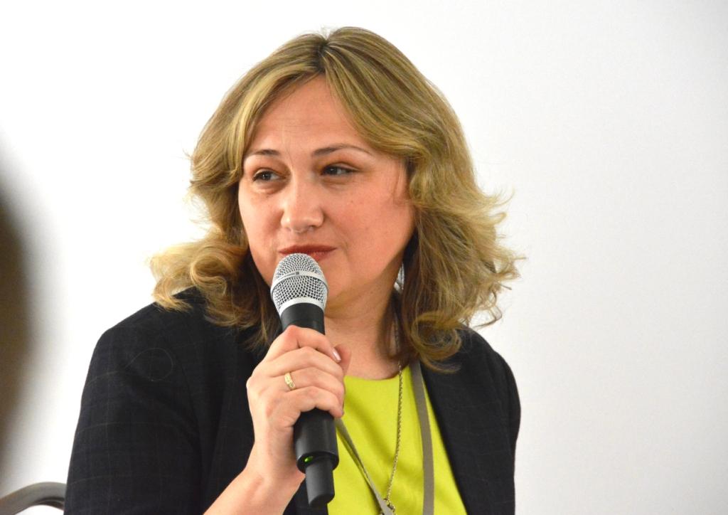 """Світлана Ткаченко: """"Довіряйте ініціативним людям, підтримуйте їхню діяльність та створюйте умови для розвитку ініціатив"""""""