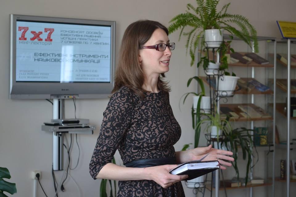 """Ірина Ткаченко: """"Потрібно знати, для чого ви це робите і бути готовим як до поразок, так і до успіху"""""""