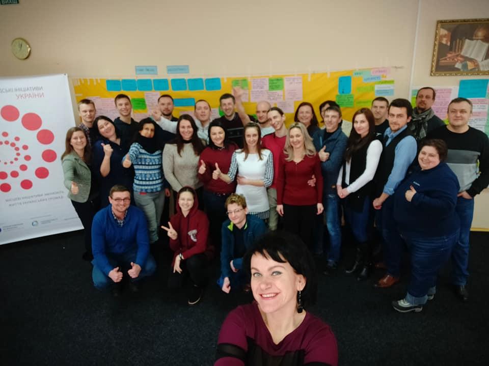 Активісти Чернігівської області створюють регіональну спілку