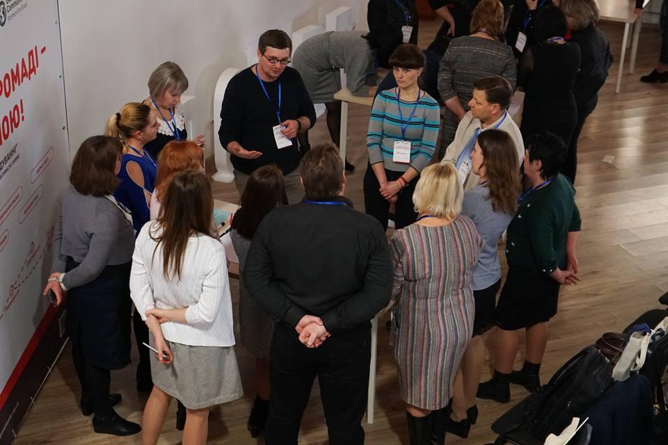 Форум «Місцеві ініціативи змінюють життя громади» відбувся у Кропивницькому