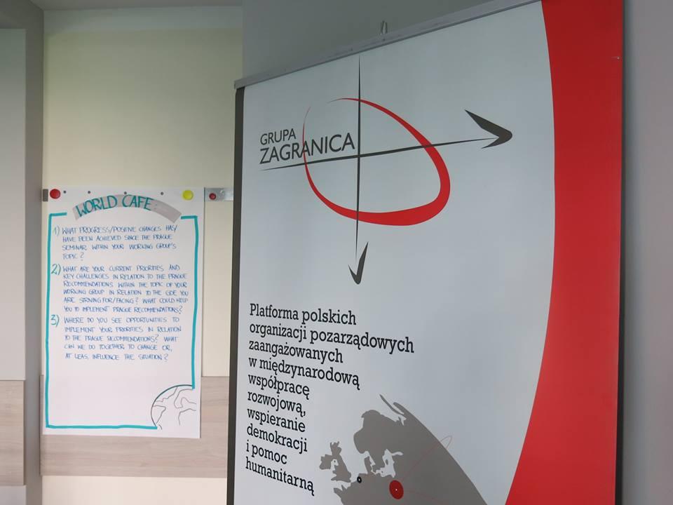 Громадянське суспільство, яке змогло: досвід, виклики та досягнення федерації польських неурядових організацій «Група Заґраніца»