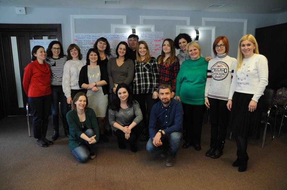 Набір учасників на тренінги в рамках навчальної програми «Успішні локальні громади»