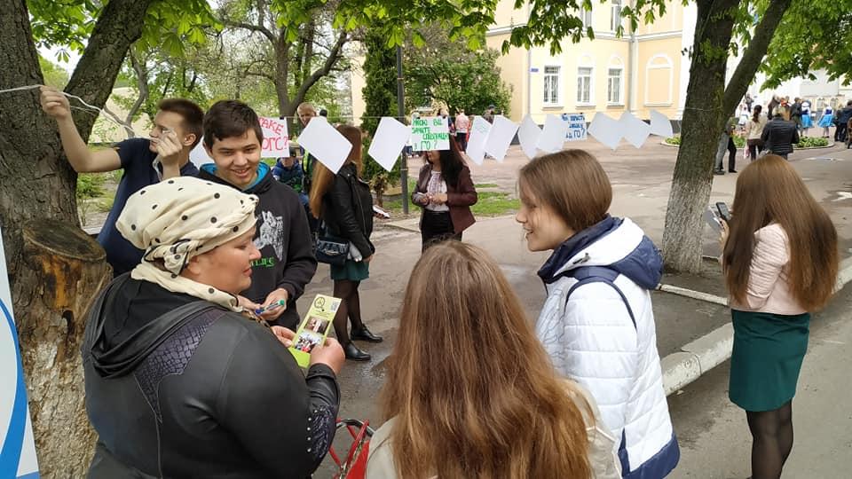 В Ніжині провели ярмарку громадських ініціатив Чернігівщини