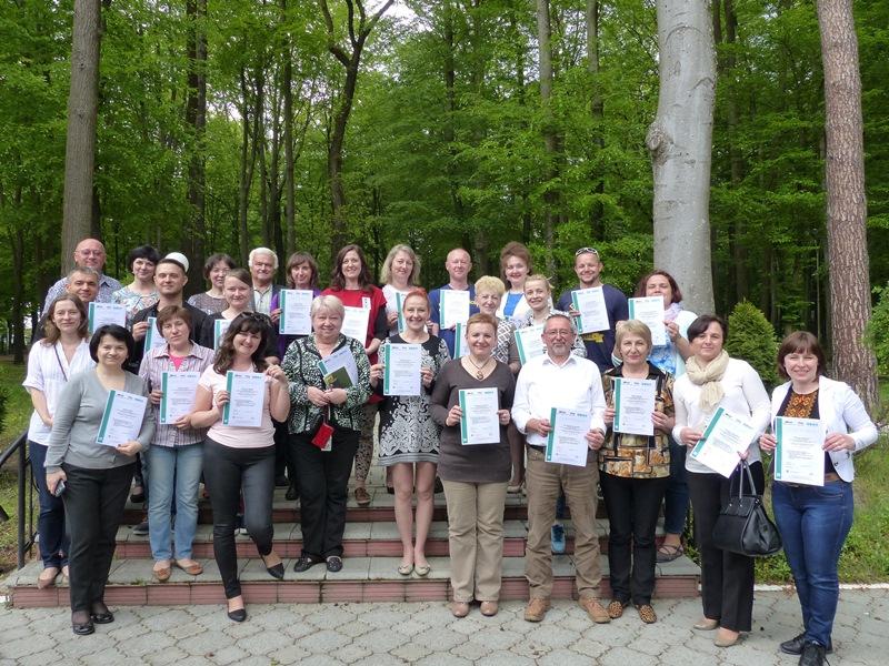 Тренінг для вчителів в рамках польсько-української зустрічі-сватки