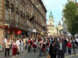 Навчальний візит в громадські організації міста Львова