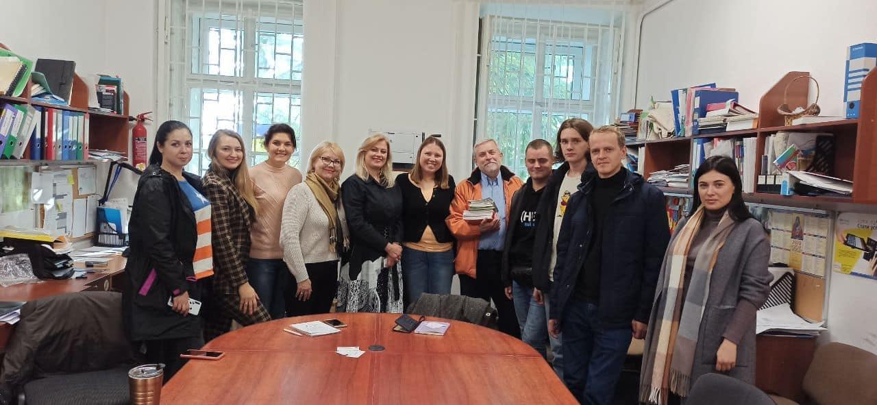 Ознайомчий візит до Львова: унікальний досвід успішної взаємодії НГО з органам місцевого самоврядування